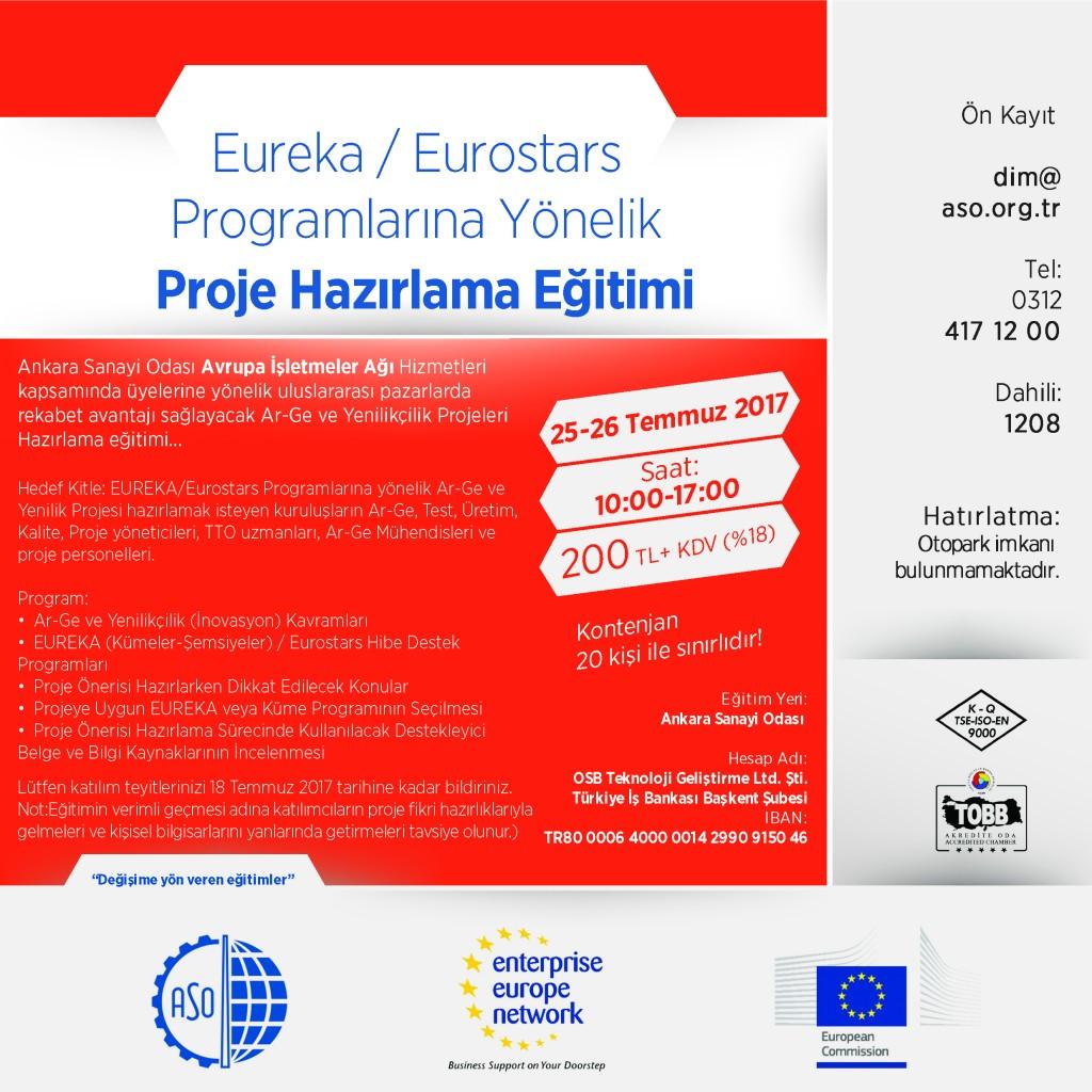 Proje Hazırlama Eğitimi