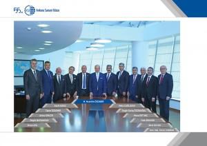 ASO Yeni Yönetim Kurulu 17 04 2018